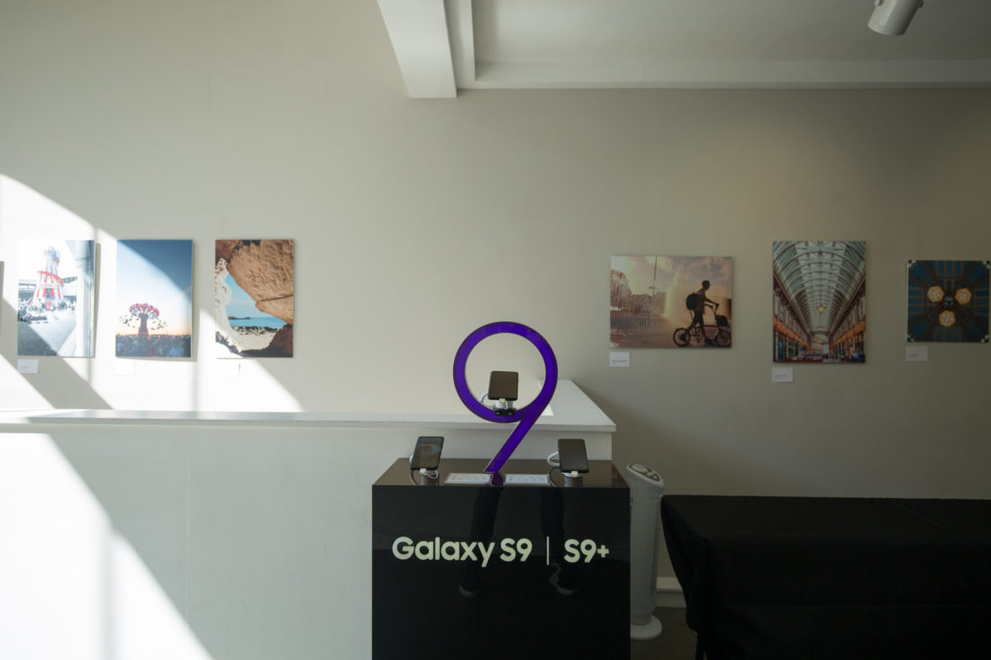 Samsung Three Gallery